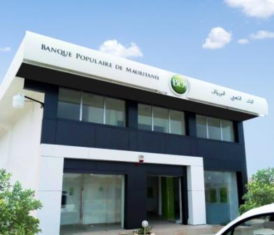 La Banque Populaire de Mauritanie ( BPM) ouvre les portes de sa nouvelle agence à Teyarett- près de L'ITIHADIYE.