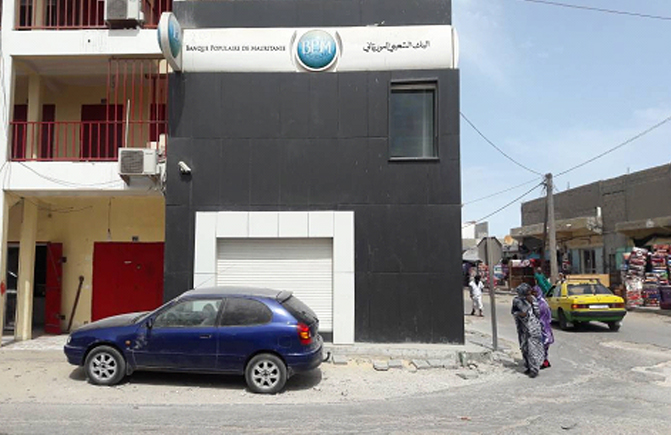 Agence Nouadhibou  2