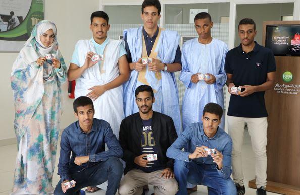 Banque Populaire de Mauritanie (BPM) récompense l'excellence.