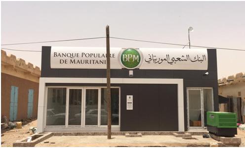 La BPM (Banque Populaire de Mauritanie) ouvre les portes de trois nouvelles agences : KAEDI, KANKOSSA ET TIMBEDRA.