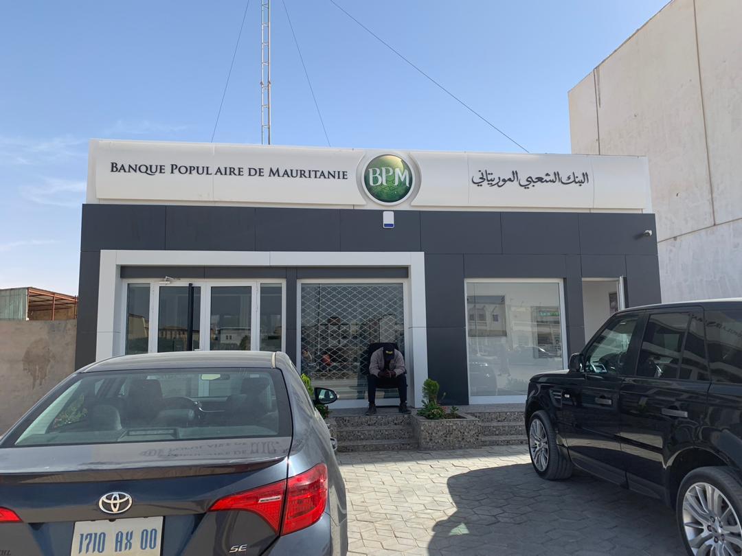 Agence Route de Nouadhibou